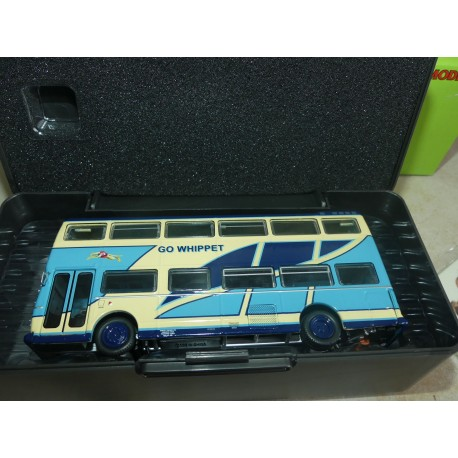 CAR BUS SCANIA METROPOLITAN SINGLE DOOR DOUBLE DECK BUS BRITBUS 6301 1:76