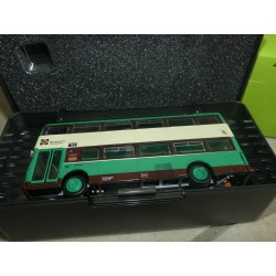 CAR BUS SCANIA METROPOLITAN SINGLE DOOR DOUBLE DECK BUS BRITBUS 6402-A 1:76