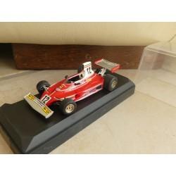 FERRARI 312 N°12 GP 1975 N. LAUDA KIT TENARIV 1:43 Champion du Monde