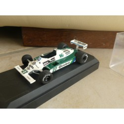 WILLIAMS FORD FW07 N°27 GP 1980 A. JONES KIT TENARIV 1:43 Champion du Monde
