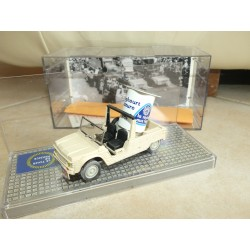 CITROEN MEHARI YOGHOURT Tour De FRANCE 1979 NOREV 1:43