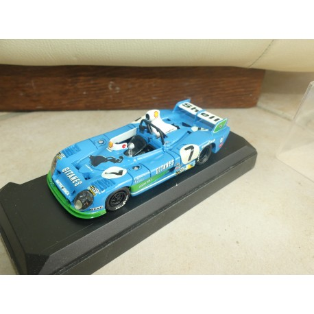 MATRA MS670C N°7 LE MANS 1974 KIT STARTER 1:43 1er