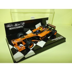 ORANGE ARROWS A23 GP 2002 H.H. FRENTZEN MINICHAMPS 1:43