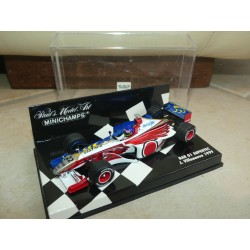 BAR 01 SUPERTEC GP 1999 J. VILLENEUVE MINICHAMPS 1:43