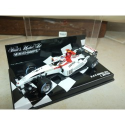 BAR HONDA 006 GP 2004 J. BUTTON MINICHAMPS 1:43