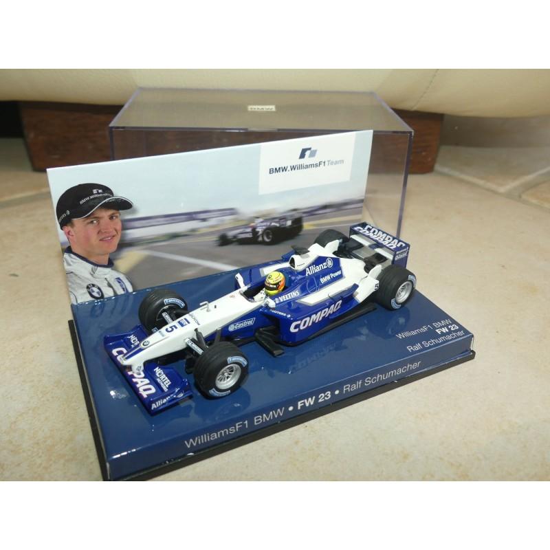 WILLIAMS BMW FW23 GP 2001 R. SCHUMACHER MINICHAMPS 1:43