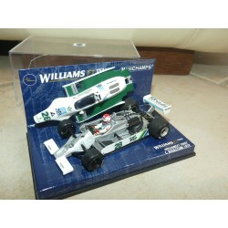 WILLIAMS FW07 GP 1979 C. REGAZZONI MINICHAMPS 1:43
