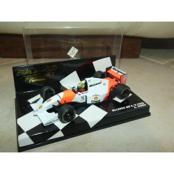 McLAREN MP4-8  FORD GP 1993 A. SENNA MINICHAMPS 1:43