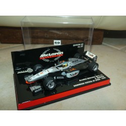 McLAREN MERCEDES MP4-13 GP 1999 GOODWOOD SPEED N. HEIDFELD MINICHAMPS 1:43