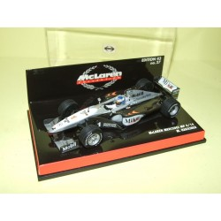 McLAREN MP4-14 M. GP 1999 HAKKINEN MINICHAMPS 1:43 1er