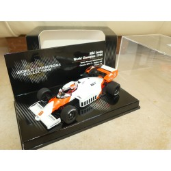 McLAREN MP4-2 TAG TURBO GP 1984 N. LAUDA MINICHAMPS 1:43