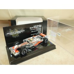 McLAREN MERCEDES MP4-23 2008 HAMILTON MINICHAMPS 1:43