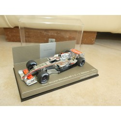 McLAREN MERCEDES MP4-21 GP 2006 K. RAIKKONEN MINICHAMPS 1:43
