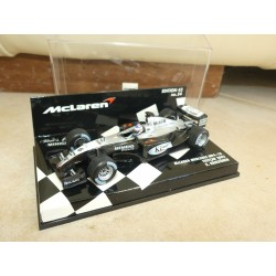 McLAREN MERCEDES MP4-18 TEST CAR GP 2003 K. RAIKKONEN MINICHAMPS 1:43