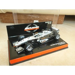 McLAREN MERCEDES MP4-17 GP 2002 K. RAIKKONEN MINICHAMPS 1:43