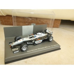 McLAREN MERCEDES MP4-15 GP 2000 MINICHAMPS 1:43