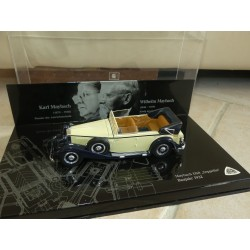 MAYBACH ZEPPELIN DS 8 BAUJAHR 1932 MINICHAMPS 1:43