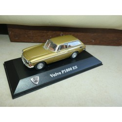 VOLVO P1800 ES Bronze ATLAS 1:43 sur socle