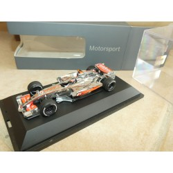 McLAREN MP4-22 GP 2007 F. ALONSO MINICHAMPS 1:43