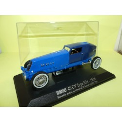 RENAULT 40CV TYPE NM 1926 Voiture de record NOREV Collection M6 1:43