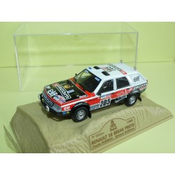RENAULT 18 BREAK TURBO RALLYE PARIS DAKAR 1985 MARREAU NOREV 1:43