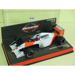 McLAREN MERCEDES MP4-10 GP 1995 N. MANSELL MINICHAMPS 1:43