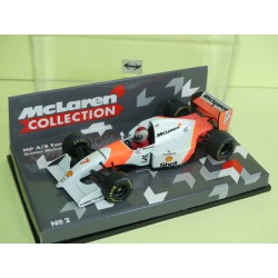 McLAREN MP4-5 B HONDA GP 1990 G. BERGER MINICHAMPS 1:43