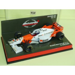 McLAREN MERCEDES MP4-11 GP 1996 D. COULTHARD MINICHAMPS 1:43