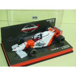 McLAREN MERCEDES MP4-10 GP 1995 M. HAKKINEN MINICHAMPS 1:43