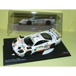SALEEN S7 N°11 FIA GT 2 HEURES OSCHERSLEBEN 2009 ALTAYA 1:43 8ème