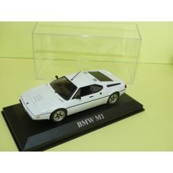 BMW M1 Blanc ALTAYA 1:43