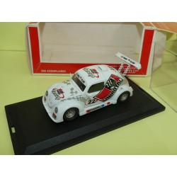 VW COCCINELLE FUN CUP UNIROYAL N°22 MINISTYLE 1:43