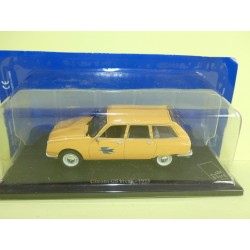 CITROEN GS BREAK 1975 PTT LA POSTE UNIVERSAL HOBBIES  1:43 blister