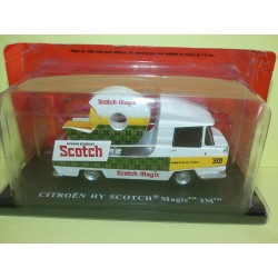 CITROEN TYPE HY SCOTCH 3M Tour De France HACHETTE 1:43 1:43