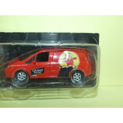 FIAT ULYSSE CAFE GRAND MERE TOUR DE FRANCE 2003 NOREV pour ATLAS 1:43
