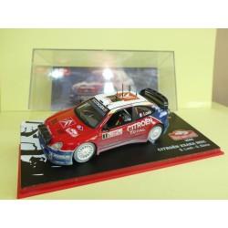 CITROEN XSARA WRC RALLYE MONTE CARLO 2005 LOEB ALTAYA 1:43