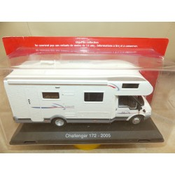 CAMPING CAR CHALLENGER 172 FORD 2005 HACHETTE 1:43