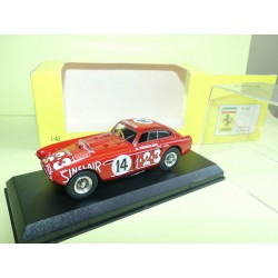 FERRARI 340 MEXICO N°14 MILLE MIGLIA 1952 ART MODEL ART037 1:43