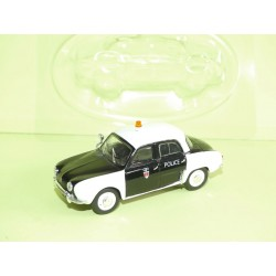 RENAULT DAUPHINE POLICE NOREV 1:43 sous coque