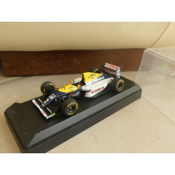 WILLIAMS FW15C N°2 GP 1993 A. PROST KIT TAMEO 1:43 Champion du Monde