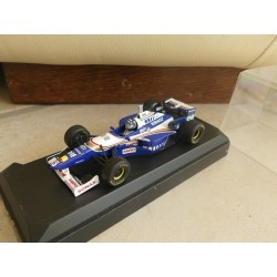 WILLIAMS FW18 N°5 GP 1996 D. HILL ONYX 1:43 Champion du Monde
