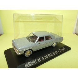 RENAULT RAMBLER 1965 Gris NOREV Collection M6 1:43