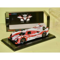 TOYOTA RACING TS030 HYBRID LE MANS LAUNCH SPECIFICATION 2012 SPARK STME01 1:43