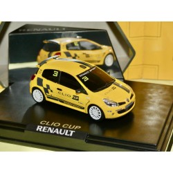RENAULT CLIO X85 RS CUP III 2006 NOREV 1:43