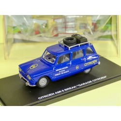 CITROEN AMI 6 BREAK Vehicule d'assistance garage ELIGOR pour ATLAS 1:43