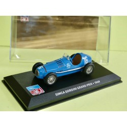 SIMCA GORDINI GRAND PRIX 1949 ALTAYA 1:43