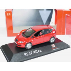 SEAT ALTEA Phase 2 Rouge IXO 1:43