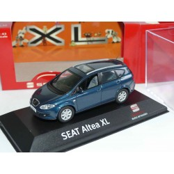 SEAT ALTEA XL Phase 2 Bleu IXO 1:43