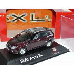 SEAT ALTEA XL Phase 2 Bordeaux IXO 1:43