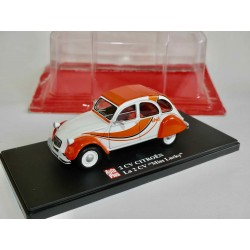 CITROEN 2CV N°052 MISS LUCKY AUTO PLUS 1:43